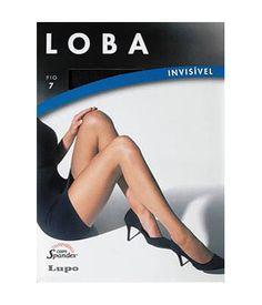 1493c7ec5 Meia-calça Invisível Loba 5870 - fio 7    lingerie.com.br