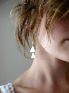 Triangulation Earrin