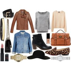 """Autumn wishlist"" by strayalley on Polyvore"