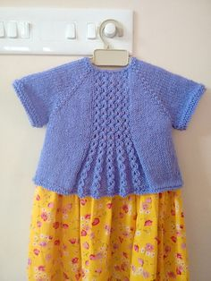 Ravelry: thomamaria's Marian Girl test knit