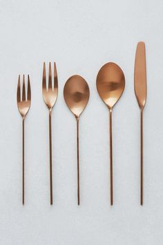 Looking for High-End Copper Silverware Rentals? Discover Greystone Table - the best destination for Luxury Cutlery & Flatware Rentals in Los Angeles, CA.