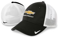 Chevrolet Nike Golf Mesh Cap - ChevyMall