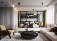35 New Classic Contemporary Living Room . Modern Classic Living Room by Dandygray On Deviantart Classic Living Room, New Living Room, Living Room Modern, Interior Design Living Room, Interior Livingroom, Modern Classic Interior, Contemporary Interior Design, Modern Luxury, Traditional Interior