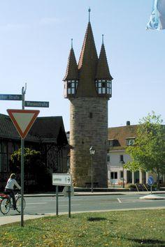 Eschwege, Nord Hessen, Germany