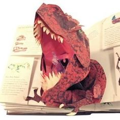 A pop-up book for future paleontologists.   Here's What People Are Buying On Amazon Right Now