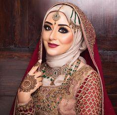 @zukreat #hijabibride