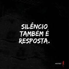 Silêncio! Shiiii  #40st #40street #silencio