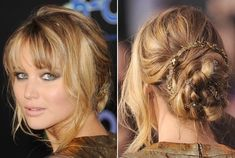 jennifer lawrence hairstyles - Buscar con Google