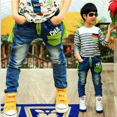 Shop for JEANS Kids - Buy Cheap JEANS Kids from Best JEANS Kids Wholesalers   DHgate