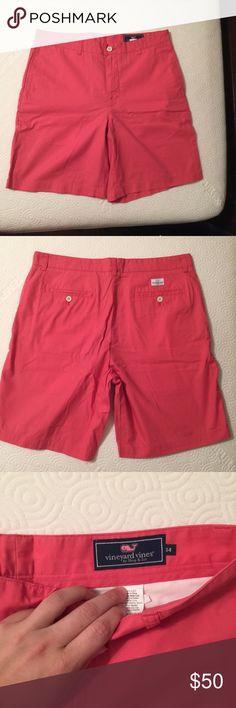 Men's Vineyard Vines shorts Men's never worn Vineyard Vines red shorts! Vineyard Vines Shorts