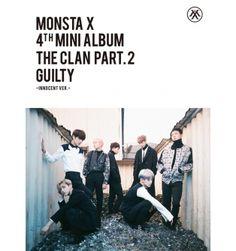 Monsta X - 4th Mini Album: The Clan 2.5 Part 2 Guilty #CD (Innocent Version) Buy it now only for $11.28 Visit: https://goo.gl/Z7lKYn #kpop #album #music