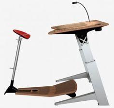 「立って使う机」で健康に « WIRED.jp