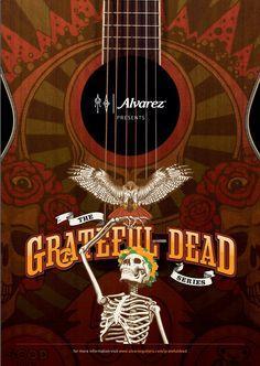 Alvarez Grateful Dead Series