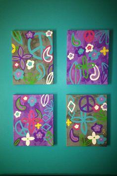 Teen Girl Paintings