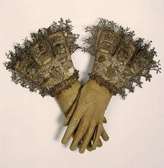 Gloves, Ca. 1500