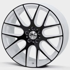 ZITO_935_WHITE_ANNODISE_BLACK Set of 4 alloy wheels http://www.turrifftyres.co.uk