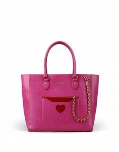 Moschino, borse primavera estate 2014 - #bags #bag #pink