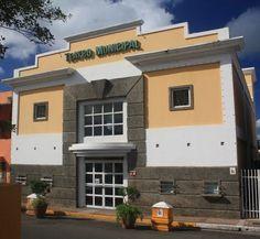 Teatro Municipal de Hatillo, Puerto Rico.