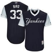 american league aaron judge majestic blue 2017 mlb all star game authentic home run jersey. see more. mlbshop mlbshop mens new york yankees