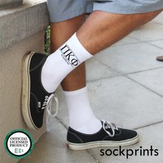 Pi Kappa Phi - Fraternity Crew Socks - Sold by the Pair