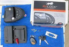 RV Lock kit contents