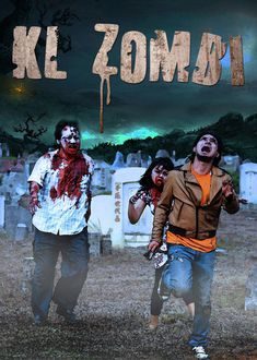"Check out ""KL Zombi"" on Netflix"