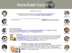 House Rabbit Society, rabbit.org