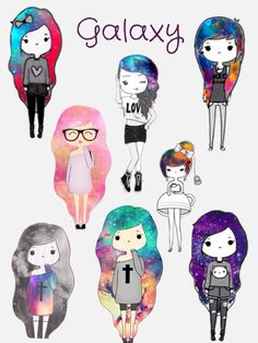 Love this pic hipster girl drawing, chibi girl drawings, kawaii drawings, cute drawings Cute Drawings Tumblr, Kawaii Drawings, Cool Drawings, Oblyvian Girls, Dibujos Cute, Chibi Girl, Kawaii Girl, Cute Cartoon, Cute Wallpapers