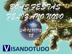 Boas Festas da Visandotudo « Natal E Ano Novo « Santa Maria Açores