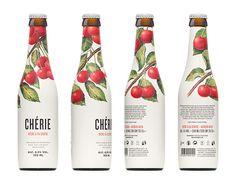 Chérie: cerveja belga com toque de cereja