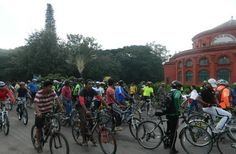 The Cycle Day – An initiative by TOI - Cycling is the best form of exercise. It can also be used for creating social awareness. TOI has started The Cycle Day which conveys a social message.
