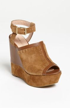 Need these! Sole Society 'Daniella' Wedge available at #Nordstrom