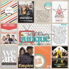 Ideas for Including Titles and Type on Project Life and Pocket Scrapbook Pages   Celeste Smith   Get It Scrapped