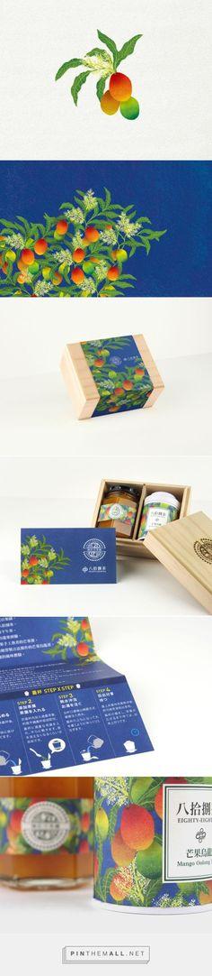 Eighty-Eightea Branding on Behance by Ihan Su | Fivestar Branding – Design and Branding Agency & Inspiration Gallery