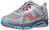 Saucony Women's Grid Excursion Tr10 Trail running Shoe, Grey/Blue/Coral, 8 M US   Rugged outsole Durable protection Flexible Lightweight  The new excursion trail takes on whatever the trail throws your way.  List Price: $ 69.95 Price: $ 49.95   New Balance Women's 590v3 Trail Shoes Grey  ...