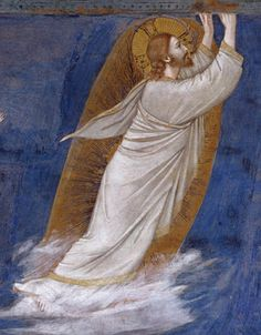 Jesus by Giotto