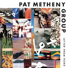 3 times - love Pat Metheny