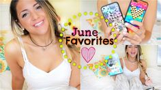 Niki's 2014 June Favorites: Fashion, Beauty, Music, + more! & GIVEAWAY!
