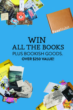WIN ALL THE BOOKS