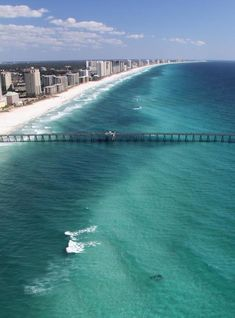 Beautiful Panama City Beach, FL / {enter to win a trip to PCB! it's easy https://www.facebook.com/visitpanamacitybeach?sk=app_199909830142802_data=dlt-1}