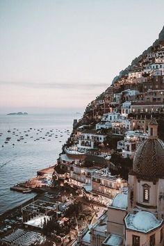 Positano, Italy future destination, beautiful view, summer travel inspiration, t… - Travel Dreams 2020 Positano Italien, Amalfi Coast Positano, Best Places To Travel, Places To Visit, Beautiful Places To Travel, Romantic Travel, Beautiful Vacation Spots, Destination Voyage, Photos Voyages