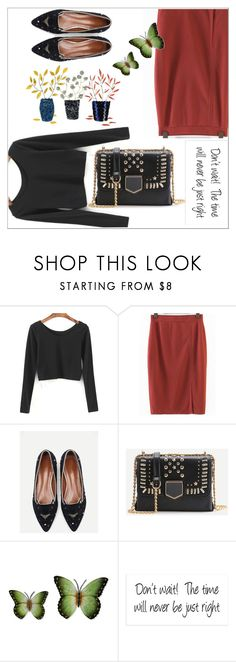 """""""Romwe 8/ 10"""" by emina-095 ❤ liked on Polyvore featuring NOVICA and polyvoreeditorial"""