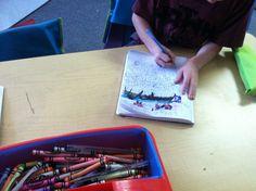 Kindergarten Lifestyle: Writer's Workshop