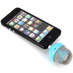 Mobile Phone Portable Mini Speaker with USB Rechargeable