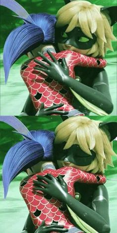 Ladybug E Catnoir, Ladybug Comics, Miraculous Ladybug Wallpaper, Miraculous Ladybug Memes, Los Miraculous, Mlb Wallpaper, Cat Noir, The Power Of Love, Lady Bug