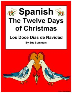 Spanish Christmas Piñata Song with Actions - Dale, Dale, Dale ...