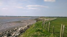 Redkirk Point, Solway Firth.