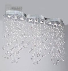 Buy the PLC Lighting 81627 PC Polished Chrome Direct. Shop for the PLC Lighting 81627 PC Polished Chrome Drizzle 9 Light Single Tier Linear Chandelier and save. Linear Chandelier, Pendant Chandelier, Pendant Lighting, Light Pendant, Chandelier Ideas, Cute Home Decor, Home Decor Items, Chandeliers, Room Lights