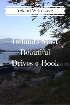 Need some inspiration for an upcoming road trip around Ireland? Check out my review of the free e-book Ireland's Most Beautiful Drives by Chill Insurance. I'm also featured in it!