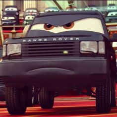 Range Rover in Cars2